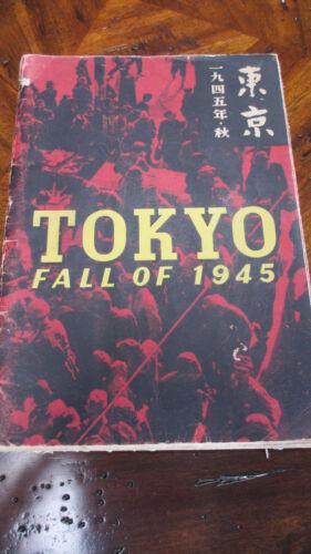 TOKYO Fall of 1945