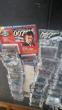 James Bond Die Cast Cars Greenwith Tea Tree Gully Area Preview