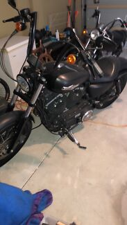 Harley Davidson iron883 custom