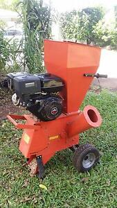 Wood chipper mulcher Terranora Tweed Heads Area Preview