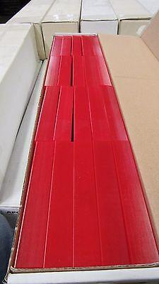 Apolan 6mr25a Red Polyurethane Screen Printing Squeegee 6mmx25mmx150mm 400 Qty