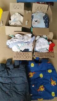 boys clothes bundle Gympie Gympie Area Preview
