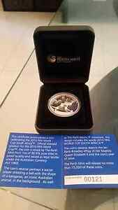 Limited edition silver dollar Wanneroo Wanneroo Area Preview