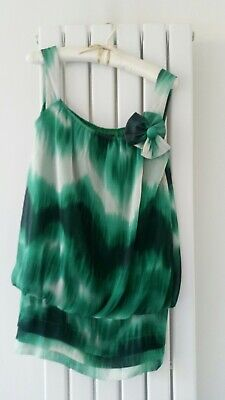 """Used, Pretty ladies """"Qed london"""" top Size S for sale  London"""