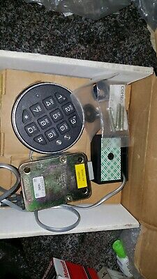 La Gard Safe Lockhigh Security Electronic Lock Model 33e.