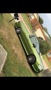 Holden vy storm ute swap 4x4 Corio Geelong City Preview