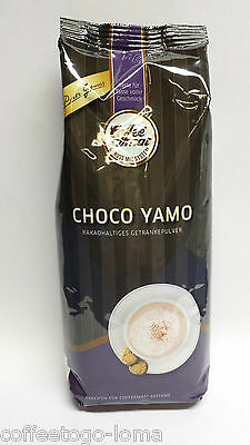 Coffeemat Tassini Nescafe Kaba Kakao Choco Yamo 850g Beutel
