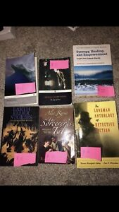First year u of s textbooks
