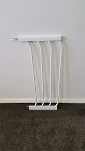 Baby Safety Gate Extension 27cm Aberglasslyn Maitland Area Preview
