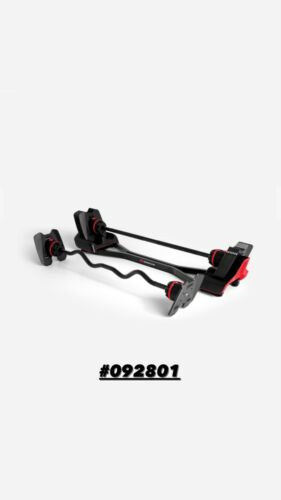 Bowflex SelectTech 2080 Adjustable Full Body Strength Barbell with Curl Bar