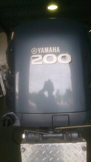 Yamaha 200hp XL 4 stroke outboard Osborne Park Stirling Area Preview