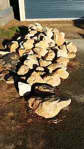 Sandstone boulders Kingaroy South Burnett Area Preview