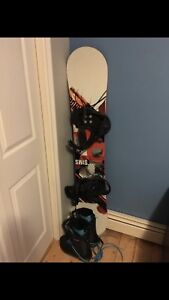 Snowboard & Boots OBO