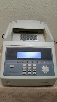 Abi Geneamp 9700 Thermal Cycler 96 Well Block Perkin Elmer Excellent Works