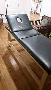 Solid massage table Gladesville Ryde Area Preview