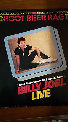 Billy Joel Live 1983 Root Beer Rag tour book concert souvenir program