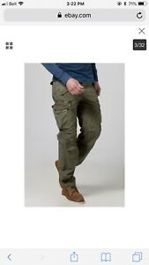 Ralph Lauren Polo Denim and Supply Cargo Pants