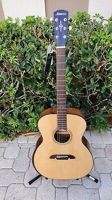 Alvarez AG60AR Grand Auditorium Acoustic Guitar Natural