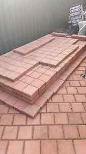Red atlas pavers Craigie Joondalup Area Preview