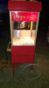Popcorn and slushy package Hilton Fremantle Area Preview