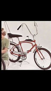 Looking for banana seat bicycles