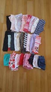 000 Baby girls pants/ shorts Royalla Queanbeyan Area Preview