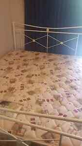 Double bed frame and mattress FREE, pick up from Kingston Kingston South Canberra Preview