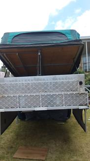 Slide on camper Port Elliot Alexandrina Area Preview