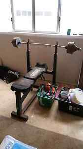 Weight bench. Bench press Birkdale Redland Area Preview