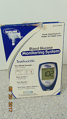 INVACARE-TRUE-TRACK-SMART-SYSTEM-BLOOD-GLUCOSE-MONITORING SYSTEM