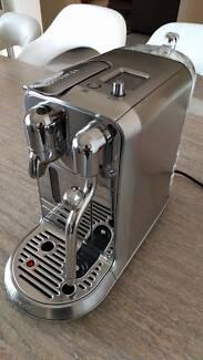 Breville Creatista Plus Nespresso Coffee machine (5yr warranty)