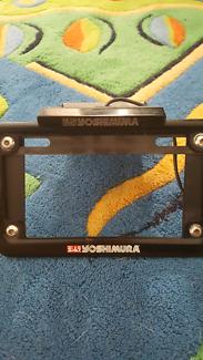 Yoshi GSXS 1000 fender eliminator