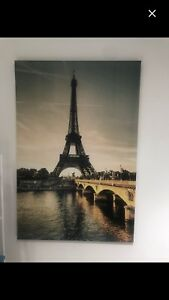 Paris wall frame