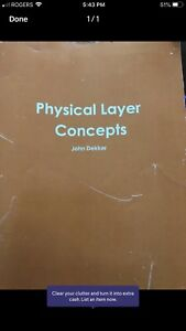 Physical layer concepts