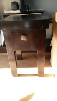 LAST CHANCE - MUST BE SOLD IN A WEEK Bali Style Side Table X 2 Tempe Marrickville Area Preview