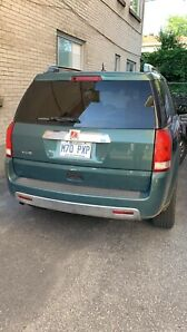 Car saturn vue