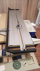 Picture Framing Machinery - Guilotine, Mattcutter, Vnailer Highland Park Gold Coast City Preview