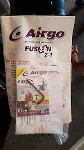 Airgo fusion 2 in 1 wheelchair and walker mobility aid Croydon South Maroondah Area Preview
