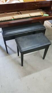 Piano Bench Stools, New, or Used at lower cost