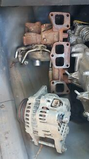 Mazda bt50 ford ranger 30l turbo diesel engine engine engine mazda bt50ford ranger turbo charger and exhaust manifold fandeluxe Image collections