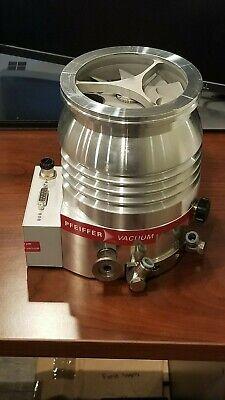 Used Pfeiffer Vacuum Hipace 300 Dn 100 Iso-k 3p Pm P03 990 Turbo Pump Wtc 110