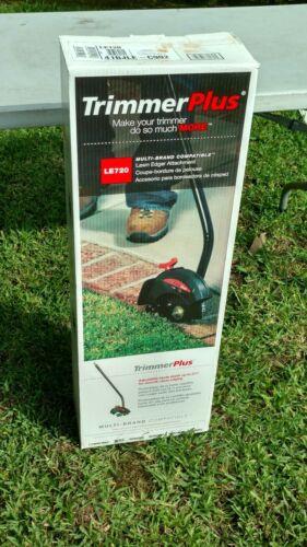 New in Box TRIMMER PLUS LE 720 Lawn Edger attachment fits mo