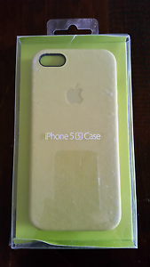 Apple brand  iPhone 5/5s leather cover. Flinders View Ipswich City Preview