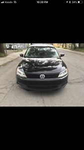2012 Volkswagen Jetta/ Manual/ AC/ Reduced.