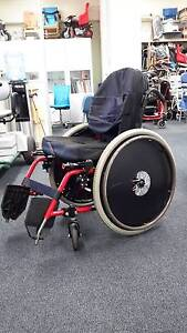 """Glide series 2 manual wheelchair (17"""") with Jay 2 cushion Holder Weston Creek Preview"""