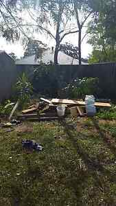 Free wood and sack of wood Mount Druitt Blacktown Area Preview