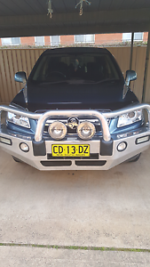 2008 Holden Captiva diesel sell or may swap Queanbeyan Queanbeyan Area Preview