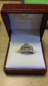 engagement wedding ring
