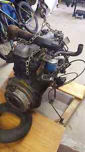 Daihatsu rocky 1980 engine and chassis Port Kennedy Rockingham Area Preview