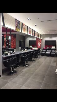 Hairdressing laser & beauty salon in shopping centre Ryde $66000